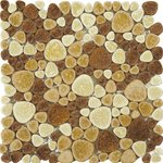 Aquador  Мозаика Creativa Mosaic Pebble collection