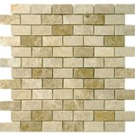 Emperador Light pol Мозаика Caramelle mosaic мрамор