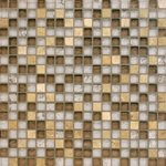 Colonial Brown 4 мм Мозаика Orro mosaic